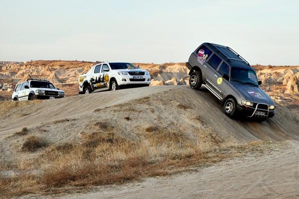 Kapadokya Jeep Safari Turu Resimleri