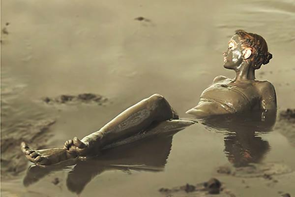Kapadokya Çamur Banyosu Resimleri