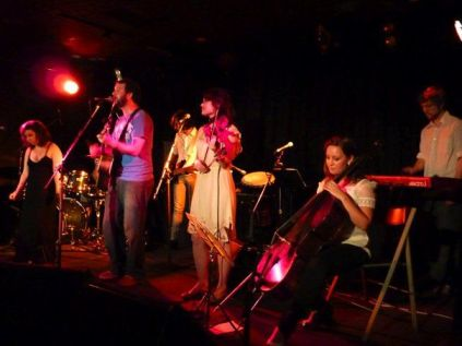 Band at Northcote Social Club