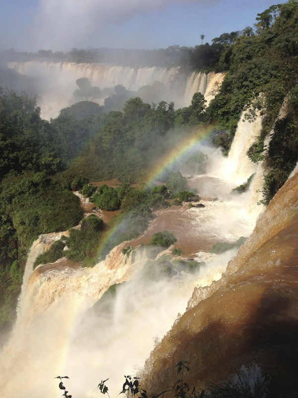 Iguazu Waterfall - Kapcha The World