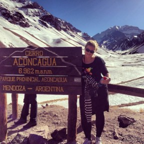 Up the Aconcagua mountain - Kapcha The World
