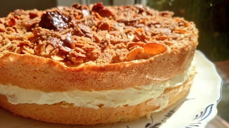 Bistik – und zwar als Kuchen