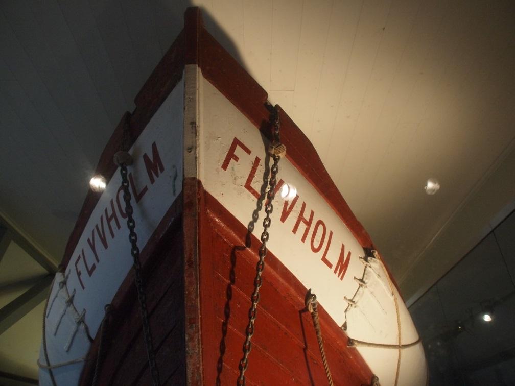 Flyholm Redningsbåd