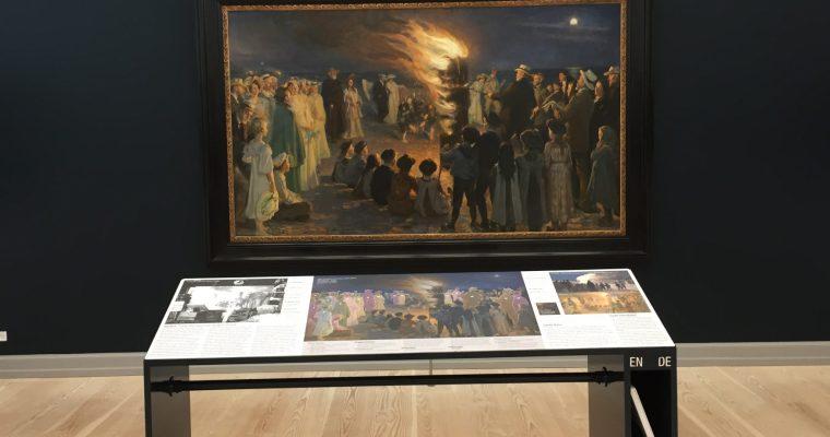 Bild des Monats – Sankt Hans im Museum