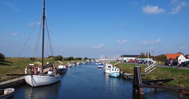Die 7 Wunder Nordjütlands: Der Frederik VII Kanal