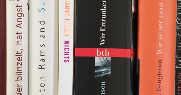 5 Büchertipps für den Herbst