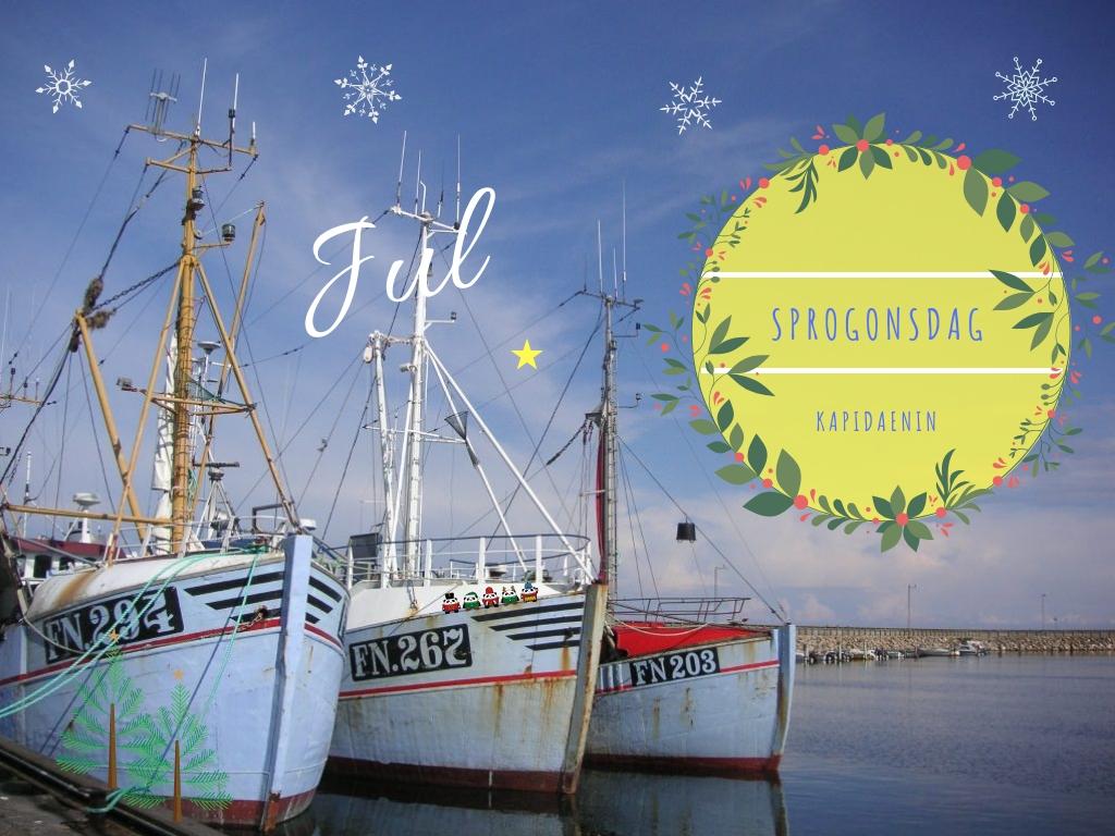 Dänische Wörter, die man zur Weihnachtszeit kennen sollte – Teil 1