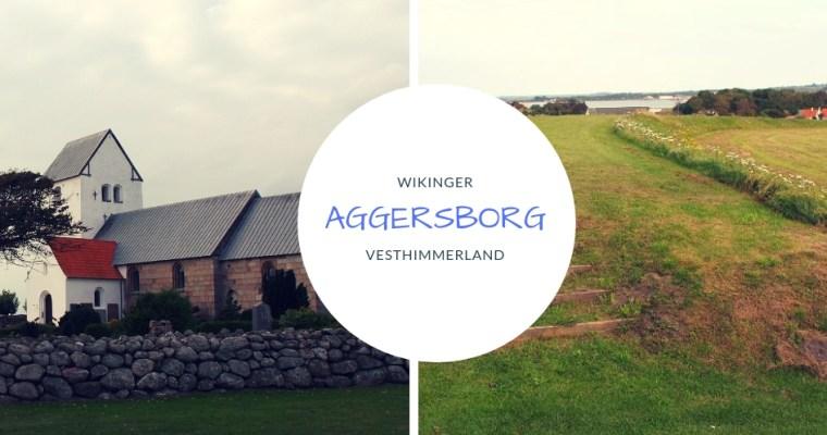 Die Aggersborg in Vesthimmerland – größte Winkingerfestung Dänemarks