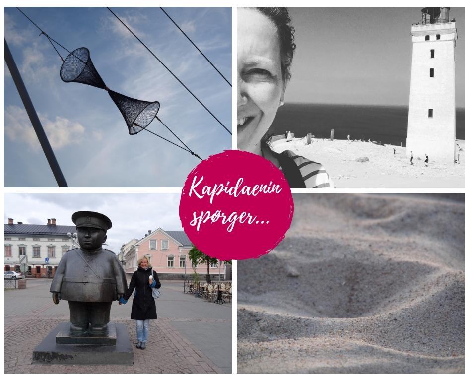 Kapidaenin spørger…Tarja Prüss