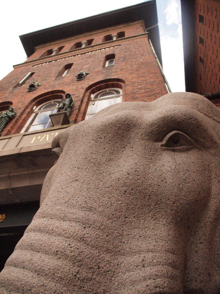 Carlsberg Byen Elefantentor