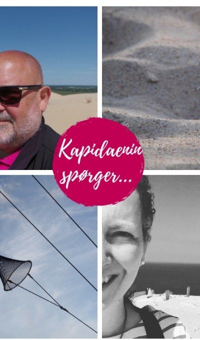 Kapidaenin spørger…Hans Klüche
