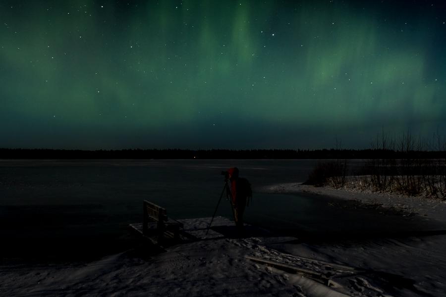 Die magischen Polarlichter (c) Tarja Prüss