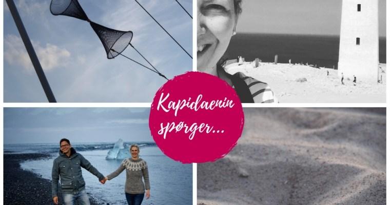 Kapidaenin spørger…Anna und Michael vom Blog Saltylove