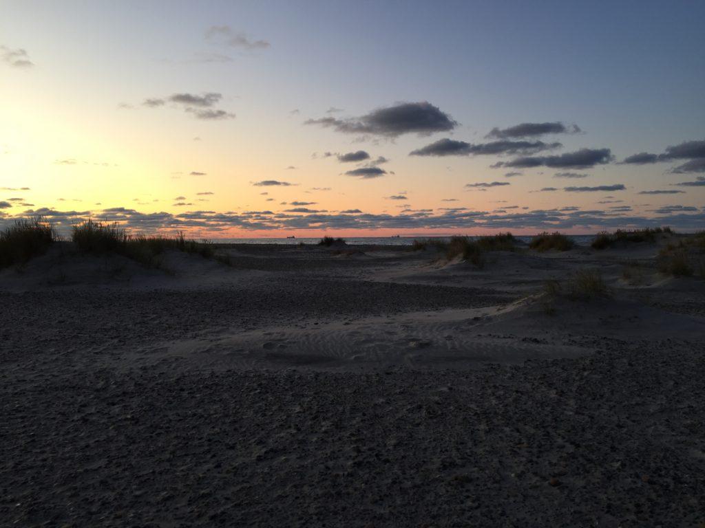 Nordstrand auf Grenen