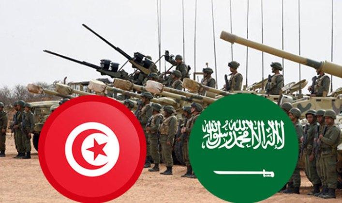 """Résultat de recherche d'images pour """"المناورات العسكرية التونسية السعودية"""""""