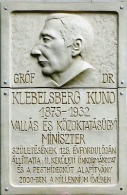 Kuno_Klebelsberg