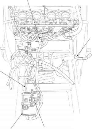 California Type  Honda CBR 600 f4I  Kappa Motorbikes