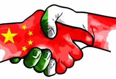 JOINT VENTURE IN CINA DA 32 MLN DI DOLLARI