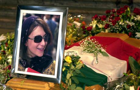 In scadenza le iscrizioni al corso di giornalismo Maria Grazia Cutuli