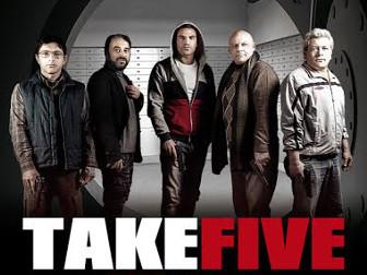 Takefive: Al cinema il nuovo film di Guido Lamberti