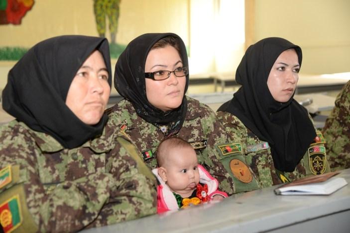 AFGHANISTAN: Conclusi i corsi sulla violenza di genere