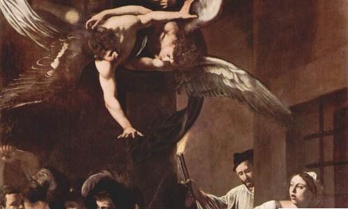 Il Caravaggio del Pio Monte della Misericordia raccontato in Lingua dei Segni