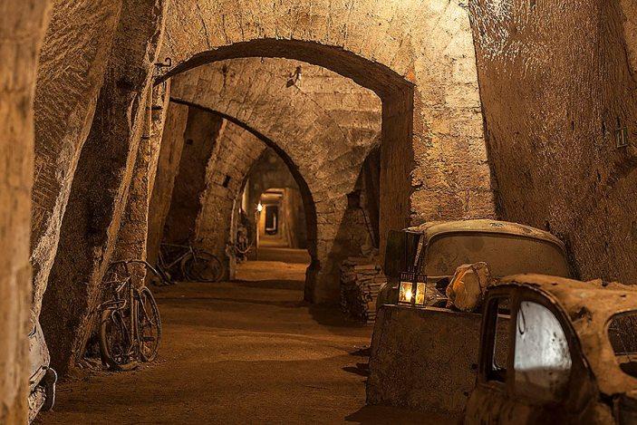 Tris di concerti al Tunnel Borbonico