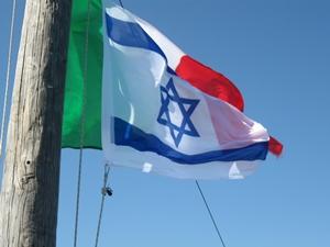 DIALOGO ITALIA - ISRAELE: LO SVILUPPO E' IL NUOVO NOME DELLA PACE