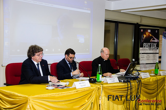 FIAT LUX: LET THERE BE LIGHT!