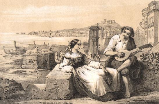 Il Sabato delle idee: Narrare la canzone napoletana: dal palcoscenico al digitale