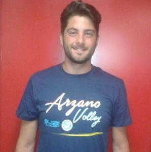 PALLAVOLO: Alessandro Maione nello staff tecnico dell'Arzano Volley