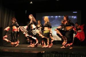 Danze del mondo nel carcere femminile di Pozzuoli
