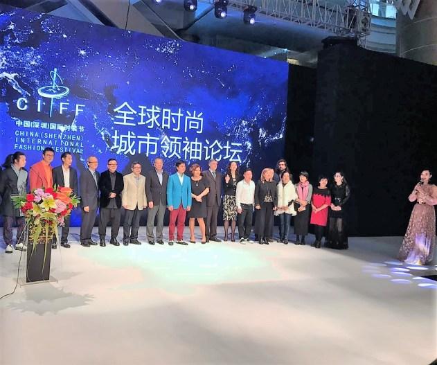 L'Accademia della Moda di Napoli in passerella al China International Fashion Festival