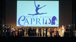 Al via la V edizione del Premio Capri Danza International 2017