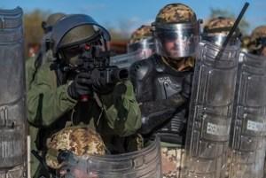 """Kosovo: esercitazione """"Silver Sabre"""""""
