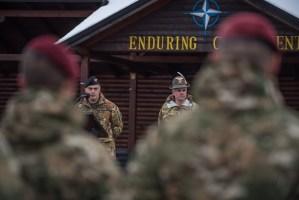 Kosovo: il Comandante di KFOR visita il Multinational Battle Group West