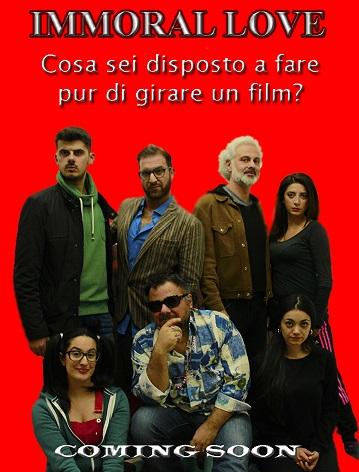 'Immoral love': terminate a Napoli le riprese del remake del film 'Lowlife Love'