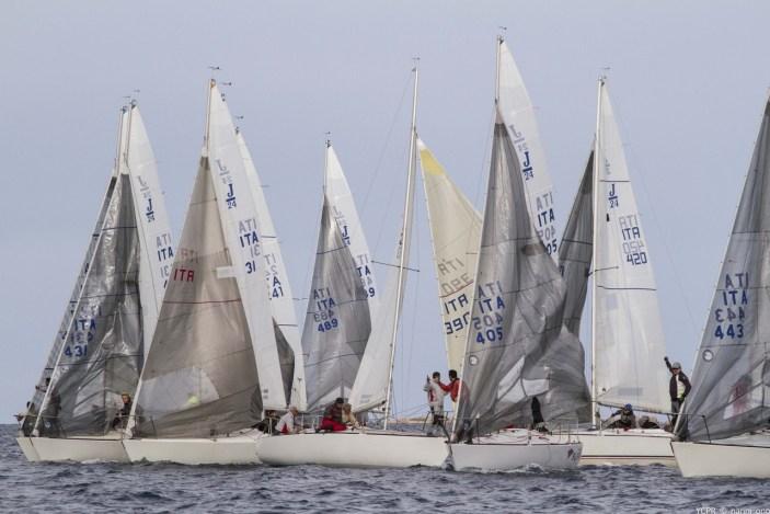 Vela: Da domani al via il 38° Campionato Italiano Open J24
