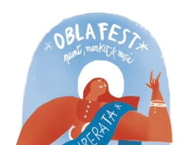 Al via Obla Fest / paint, market & music - II edizione