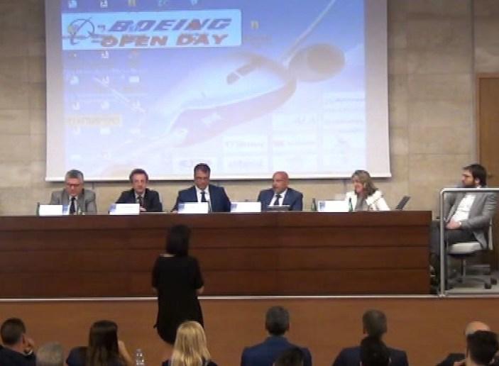 Terza edizione di Boeing Open Day a Napoli