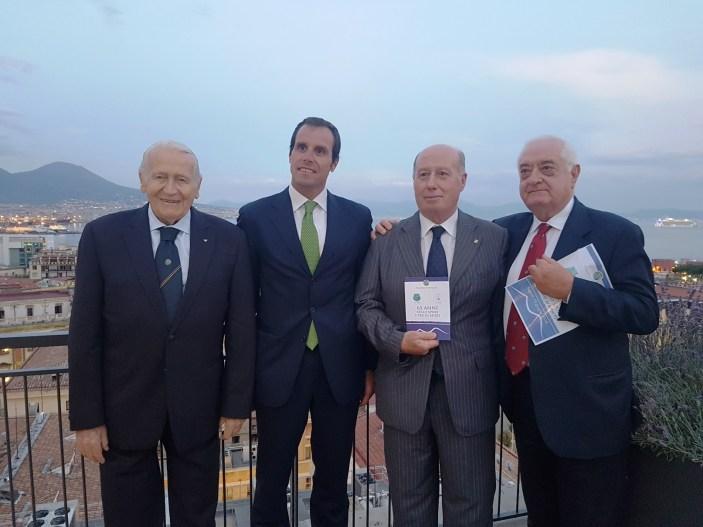 Panathlon Club Napoli 65 anni nello sport e per lo sport