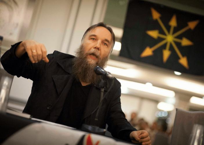 Alexander Dugin a Milano