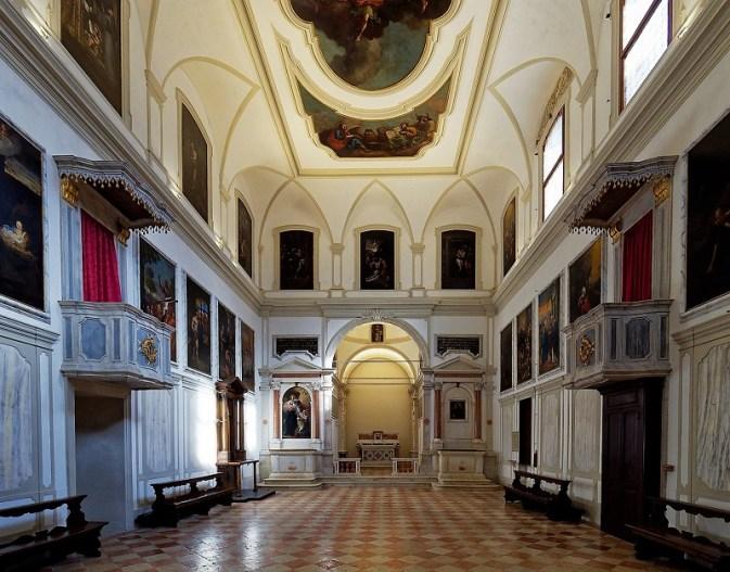 Treviso, Primo concerto della rassegna Organi Estate 2018 – Antiqua Vox