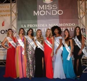 MISS MONDO CAMPANIA, ROBERTA ROTONDO 2^ SEMIFINALISTA