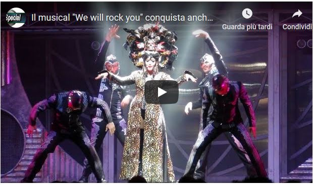 """We will Rock You"" fa tappa a Jesolo"