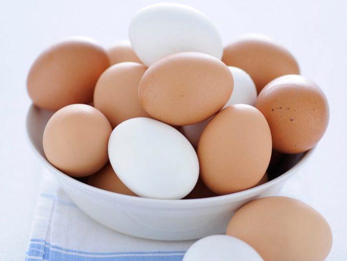 Con +17% le uova sono star nel carrello