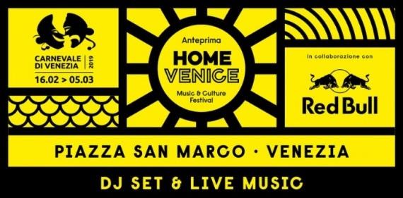 Al via l'anteprima Home Venice in piazza San Marco