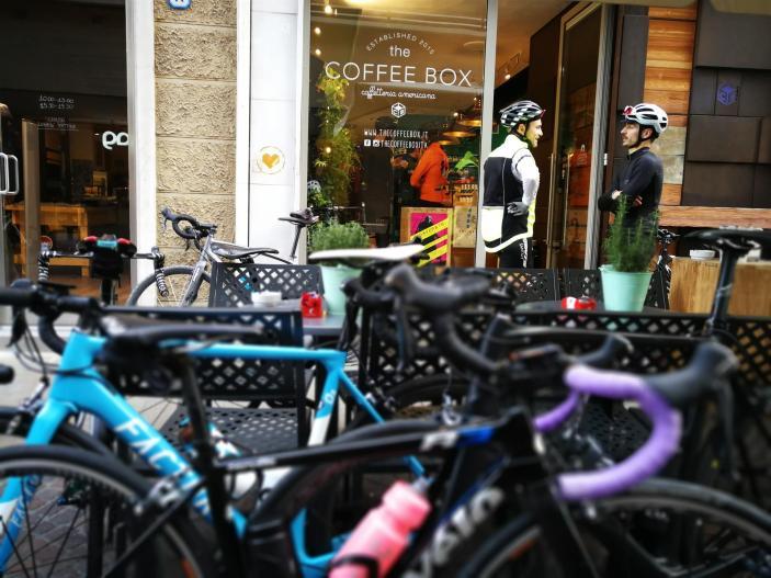Riparte da Padova la PH Coffee to ride