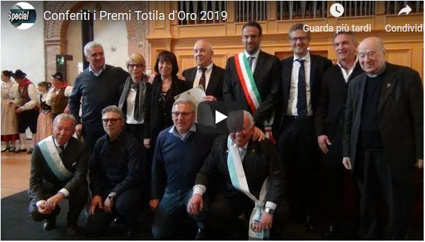 Treviso assegna i Totila d'Oro 2019