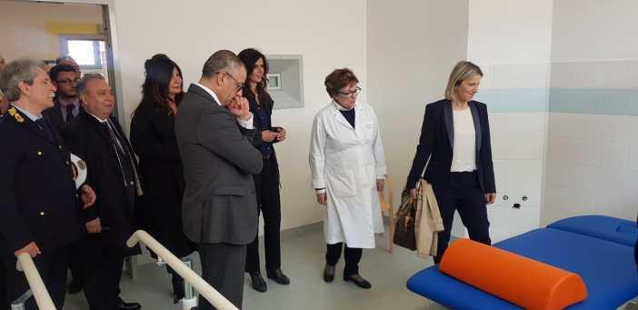Inaugurata sezione di cure intensive nel carcere di Rovigo